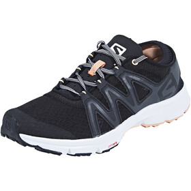 Salomon Crossamphibian Swift Shoes Dame black/phantom/peach nectar